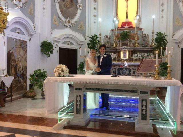 Il matrimonio di Valentina e Andrea a Bagheria, Palermo 11