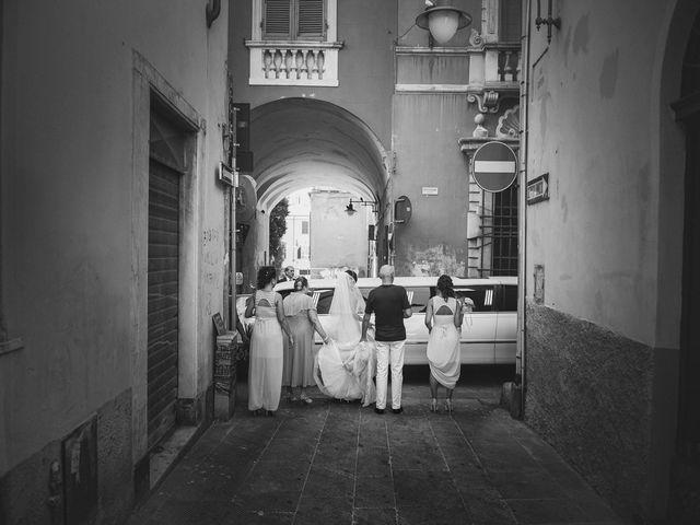 Il matrimonio di Mirko e Marianna a Pietrasanta, Lucca 7