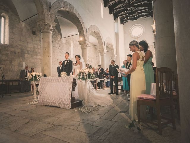 Il matrimonio di Mirko e Marianna a Pietrasanta, Lucca 10