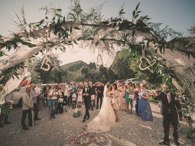 Il matrimonio di Mirko e Marianna a Pietrasanta, Lucca 12