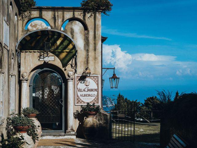 Il matrimonio di Robert e Penelope a Ravello, Salerno 3