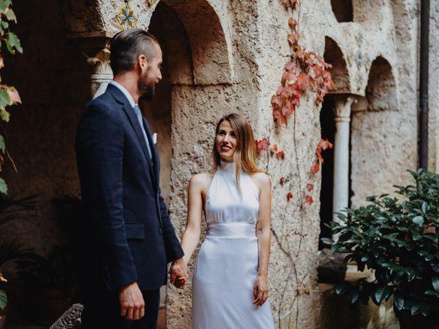 Il matrimonio di Robert e Penelope a Ravello, Salerno 73