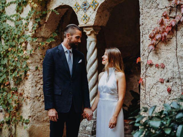 Il matrimonio di Robert e Penelope a Ravello, Salerno 74