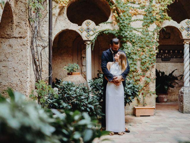 Il matrimonio di Robert e Penelope a Ravello, Salerno 77