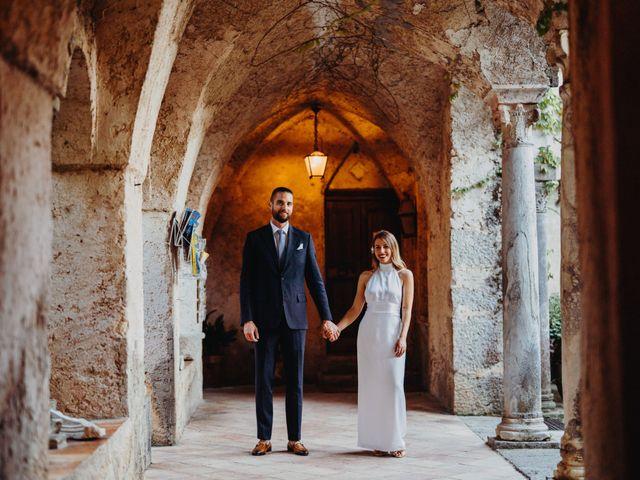 Il matrimonio di Robert e Penelope a Ravello, Salerno 79