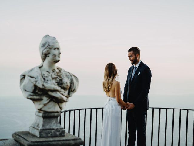Il matrimonio di Robert e Penelope a Ravello, Salerno 1