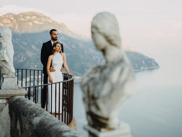 Le nozze di Penelope e Robert
