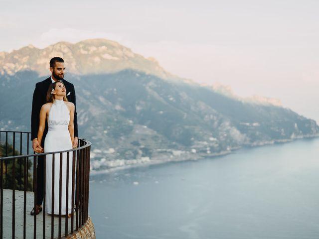 Il matrimonio di Robert e Penelope a Ravello, Salerno 85