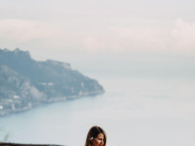 Il matrimonio di Robert e Penelope a Ravello, Salerno 87