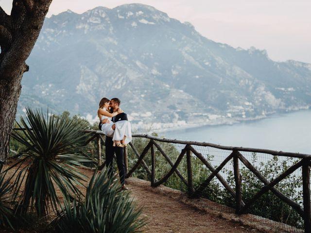 Il matrimonio di Robert e Penelope a Ravello, Salerno 88