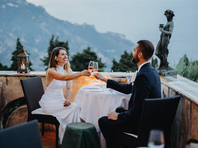 Il matrimonio di Robert e Penelope a Ravello, Salerno 98