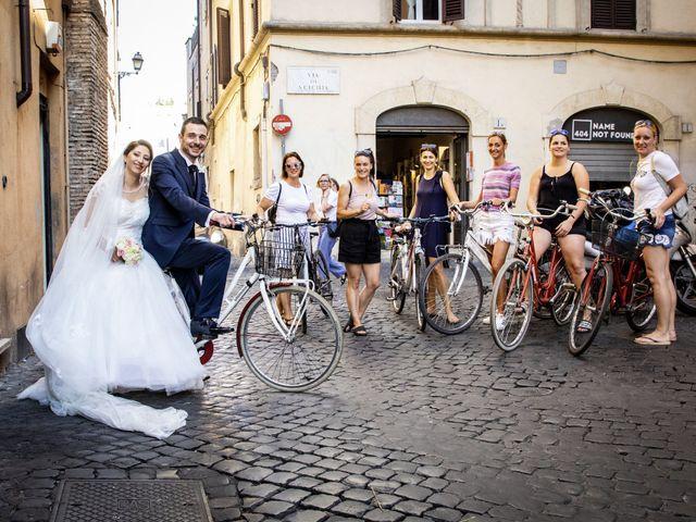 Il matrimonio di Marco e Marianna a Roma, Roma 20