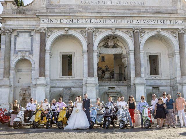 Il matrimonio di Marco e Marianna a Roma, Roma 22