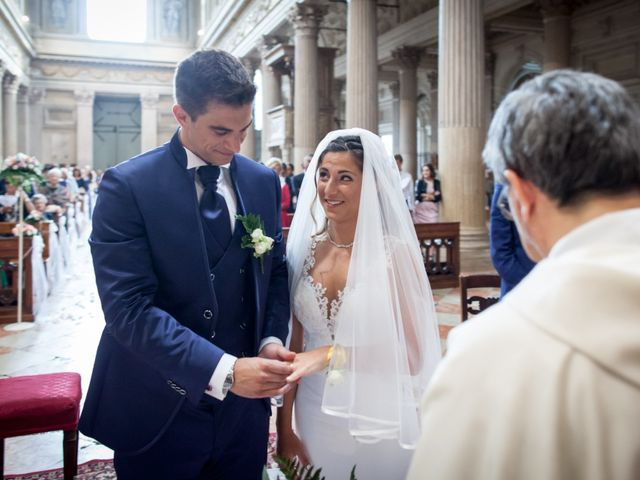 Il matrimonio di Alessio e Giulia a Mantova, Mantova 17