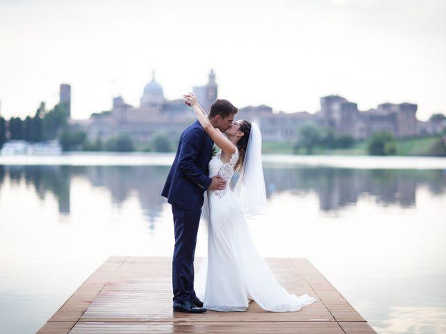 Il matrimonio di Alessio e Giulia a Mantova, Mantova 21