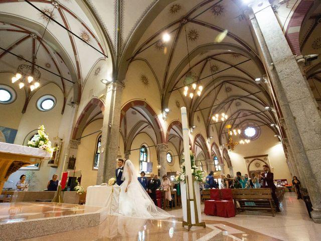Il matrimonio di Simone e Denise a Varedo, Monza e Brianza 22
