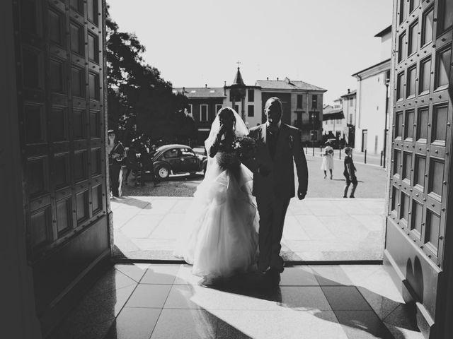 Il matrimonio di Simone e Denise a Varedo, Monza e Brianza 23