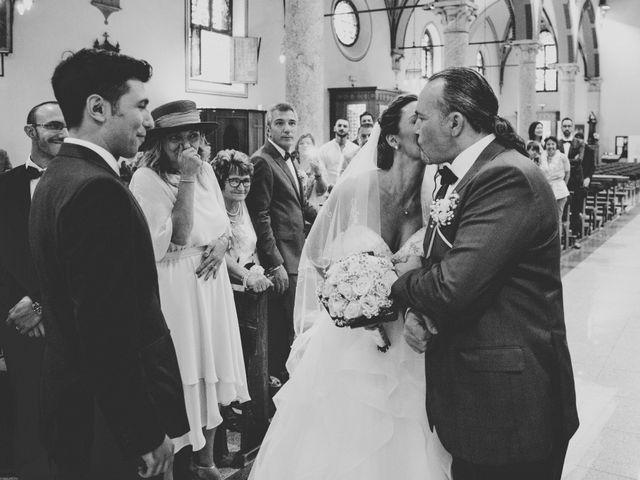 Il matrimonio di Simone e Denise a Varedo, Monza e Brianza 26