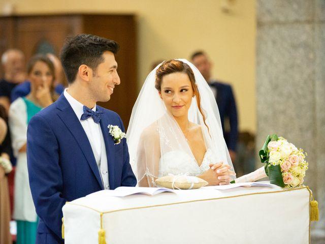 Il matrimonio di Simone e Denise a Varedo, Monza e Brianza 30