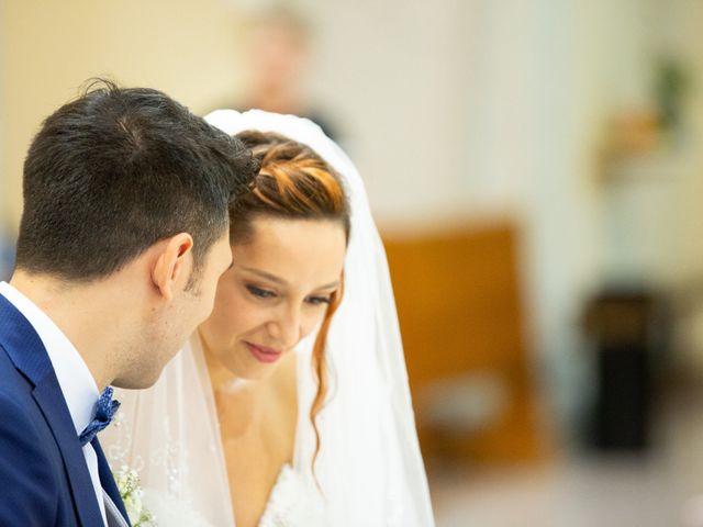 Il matrimonio di Simone e Denise a Varedo, Monza e Brianza 31