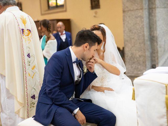 Il matrimonio di Simone e Denise a Varedo, Monza e Brianza 32