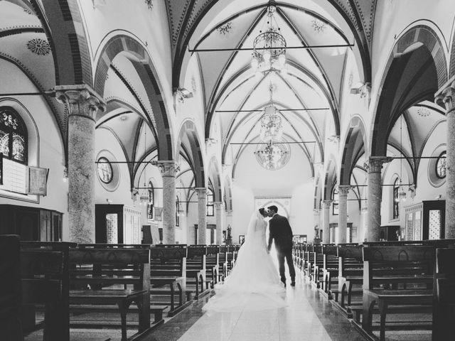 Il matrimonio di Simone e Denise a Varedo, Monza e Brianza 33