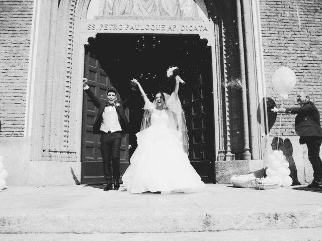 Il matrimonio di Simone e Denise a Varedo, Monza e Brianza 35