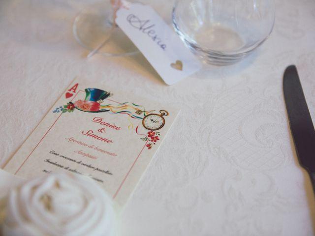 Il matrimonio di Simone e Denise a Varedo, Monza e Brianza 38