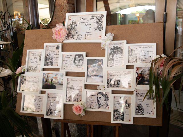 Il matrimonio di Simone e Denise a Varedo, Monza e Brianza 41
