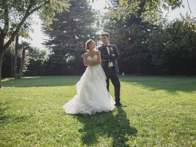 Il matrimonio di Simone e Denise a Varedo, Monza e Brianza 57