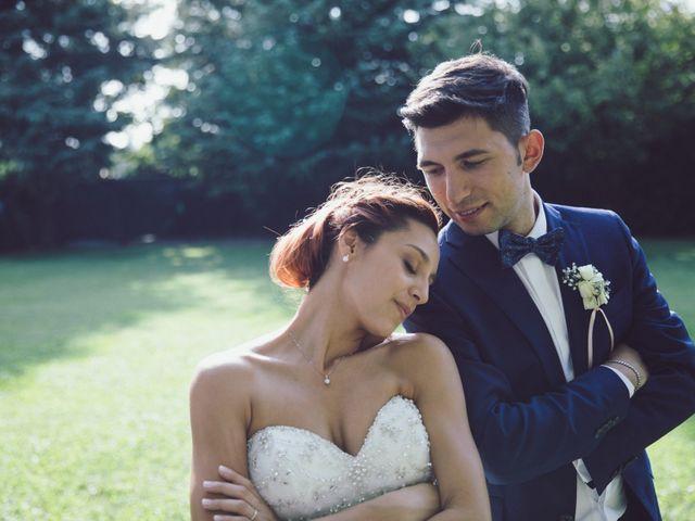 Il matrimonio di Simone e Denise a Varedo, Monza e Brianza 58