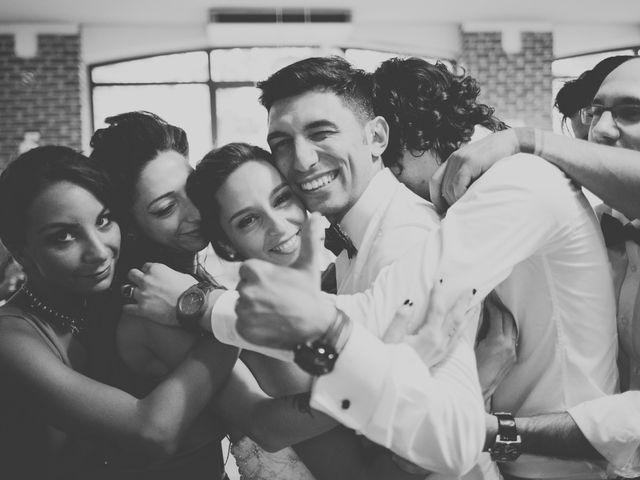 Il matrimonio di Simone e Denise a Varedo, Monza e Brianza 64