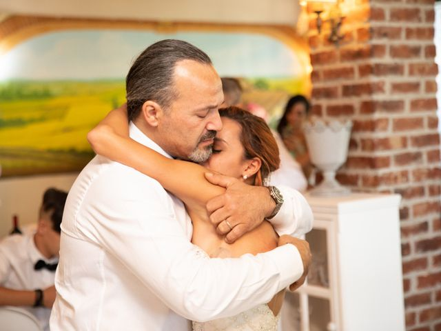 Il matrimonio di Simone e Denise a Varedo, Monza e Brianza 67