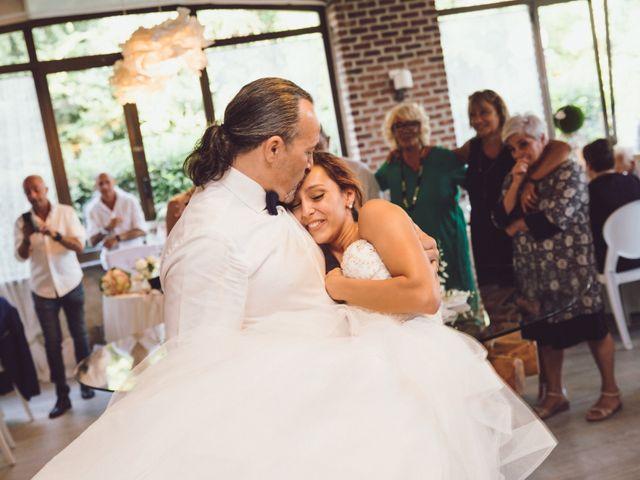 Il matrimonio di Simone e Denise a Varedo, Monza e Brianza 71