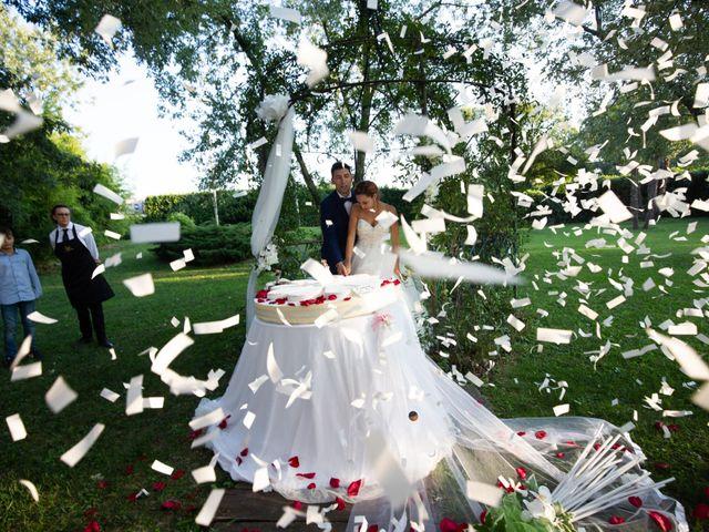 Il matrimonio di Simone e Denise a Varedo, Monza e Brianza 74