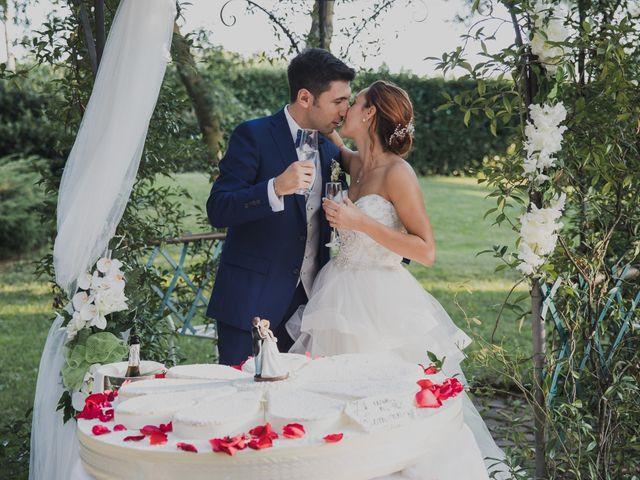 Il matrimonio di Simone e Denise a Varedo, Monza e Brianza 76