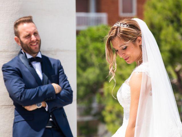 Le nozze di Isabel e Matteo