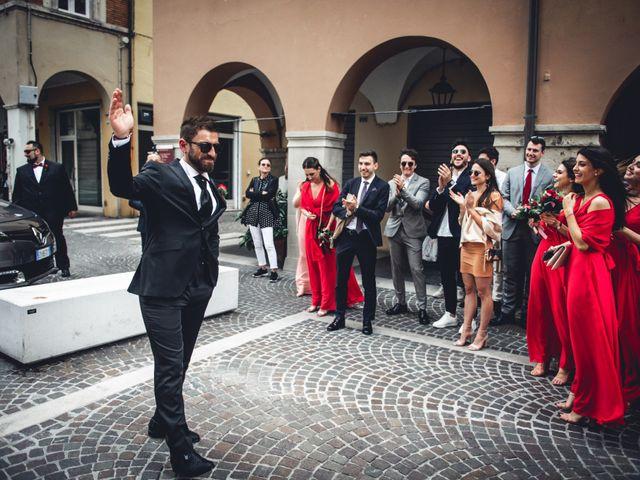 Il matrimonio di Luca e Silvia a Pesaro, Pesaro - Urbino 17