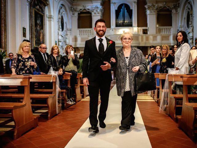 Il matrimonio di Luca e Silvia a Pesaro, Pesaro - Urbino 19