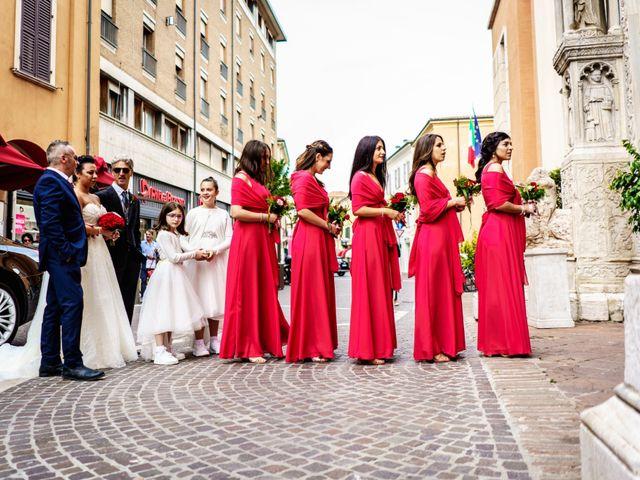 Il matrimonio di Luca e Silvia a Pesaro, Pesaro - Urbino 21