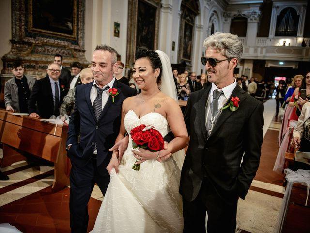 Il matrimonio di Luca e Silvia a Pesaro, Pesaro - Urbino 24