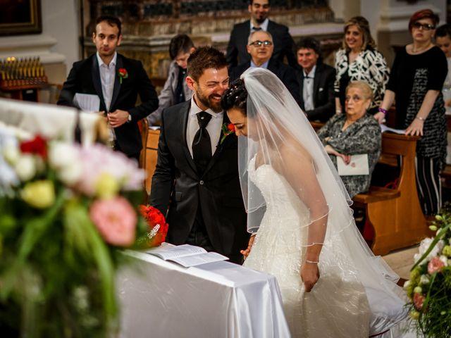 Il matrimonio di Luca e Silvia a Pesaro, Pesaro - Urbino 27
