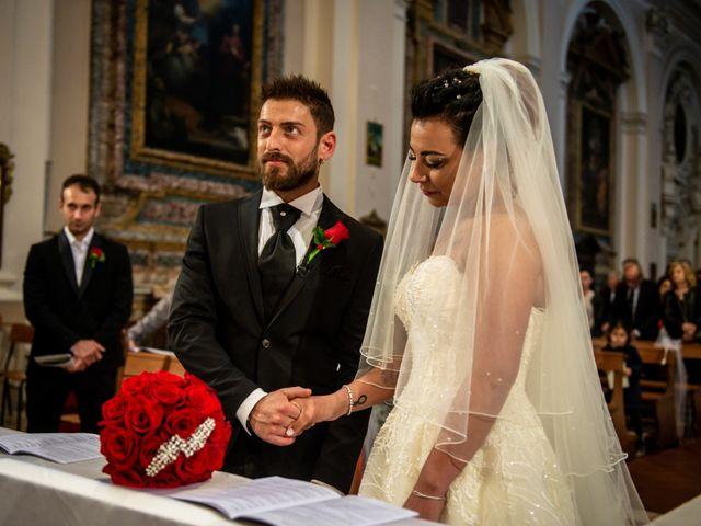 Il matrimonio di Luca e Silvia a Pesaro, Pesaro - Urbino 28