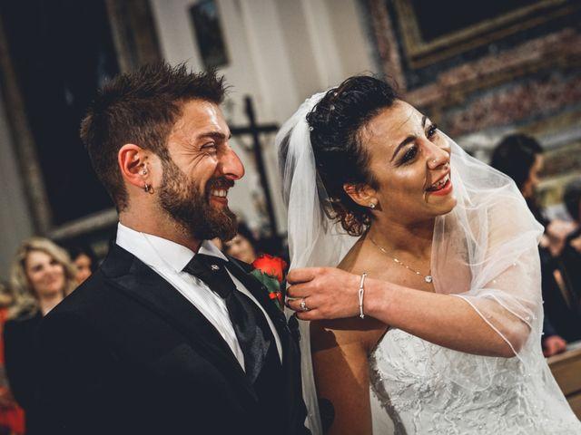 Il matrimonio di Luca e Silvia a Pesaro, Pesaro - Urbino 29