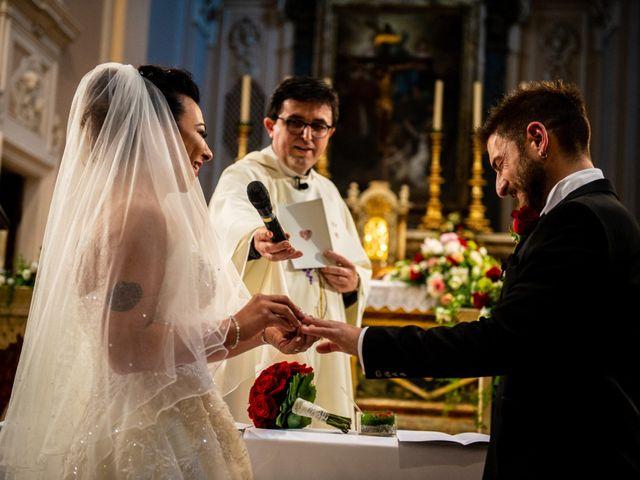 Il matrimonio di Luca e Silvia a Pesaro, Pesaro - Urbino 31