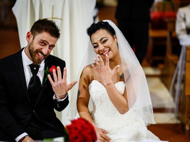 Il matrimonio di Luca e Silvia a Pesaro, Pesaro - Urbino 33