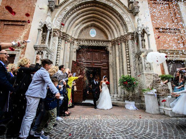 Il matrimonio di Luca e Silvia a Pesaro, Pesaro - Urbino 34