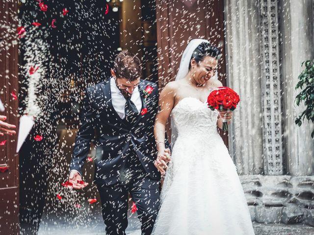 Il matrimonio di Luca e Silvia a Pesaro, Pesaro - Urbino 35