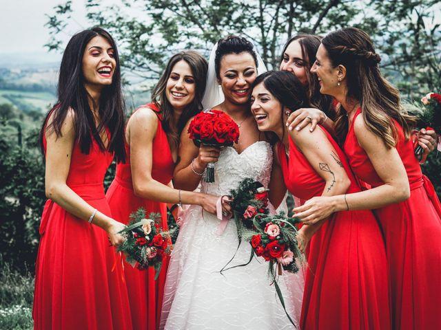 Il matrimonio di Luca e Silvia a Pesaro, Pesaro - Urbino 37