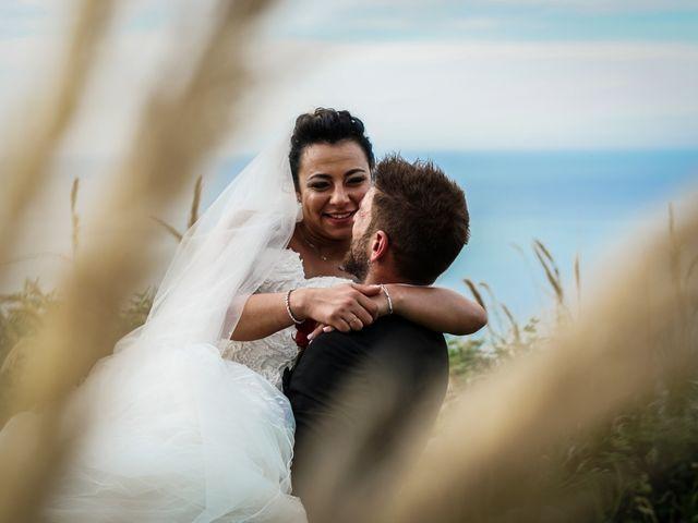 Il matrimonio di Luca e Silvia a Pesaro, Pesaro - Urbino 39